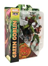"""Marvel Select Classic Green Goblin Action Figure 7"""" Tall  DEC031975"""