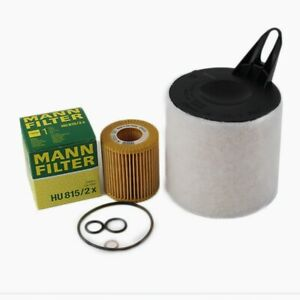 MANN-FILTER Air Oil Filters RAPKIT035 fits BMW 1 Series E82 120i