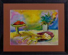 Moderne Kunst russischer Maler Leon Abramowicz 1889 - 1978-Expressionist xxx 4