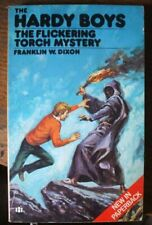 The Flickering Torch Mystery (The Hardy boys)-Franklin W. Dixon