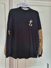 More details for walt disney world animal print spirit jersey. size m. bnwt