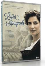 LUISA SPAGNOLI  2 DVD  COFANETTO  SERIE-TV