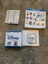 Disney Embroidery Designs Card New Classics  for Brother PE-180D machine