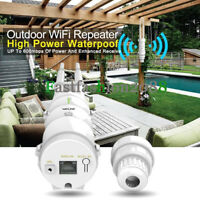 Wireless Outdoor Repeater/AP&Wifi Signal Boosters&Ranger Extenders Wavlink AC600