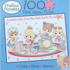 Precious Moments 100pc. Puzzle-Express Who You Are And You'll Be A Star