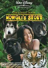 The Jungle Book: Mowgli's Story (1998) * NEW DVD (Region 4 Australia) *