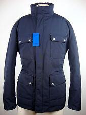 JOOP! Jacket DAVIS Saphirblau Wattiere Jacke Herren Gr.50 NEU mit ETIKETT