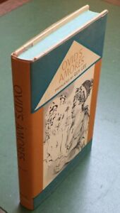Ovid's Amores - Complete Modern Translation of His Love Poems w/Latin Text