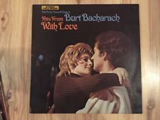 "Tony Mansell Singers - Hits From Bert Bacharach With Love - 12"" Vinyl LP"