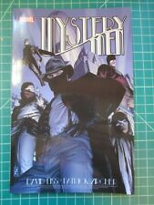 Marvel Mystery Men Tpb New Unread