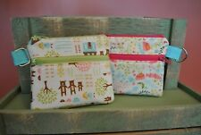 Sewing PATTERN, coin purse, uses two fat quarters