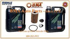 Porsche Oil Filter, Engine Oil & Magnetic Drain Plug Kit for - 99-2008 911