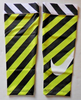 New NIKE Pro Printed Calf Sleeves Womens Size Medium/Large Running Ladies