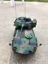 1/35 LAV25 with M2 Bradley Turret Light Armored Vehicle. Pro Built
