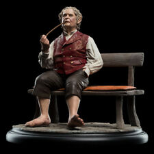 WETA Lord of the Rings Bilbo Baggins Miniature Mini Figure Statue NEW DOUBLEBOX