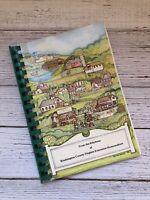 Vintage Washington County Virginia Extension Homemakers Cookbook 1989 1980's