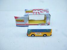 1/64 Diecast Edocar   DEUTSCHE POST BUS IN YELLOW WHITE    NEW OVP