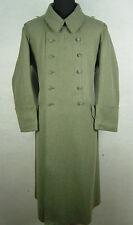 WWII World War 2 German M40 Field Grey Wool Overcoat Greatcoat