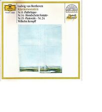 Beethoven - Klaviersonaten Nr. 8 ,14,15 / Wilhelm Kempff  OVP