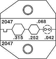 Die Conjunto de herramientas de paladín PA2047-Engarzado Y Accesorios-Herramientas-TL16643