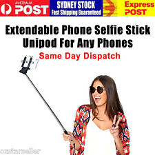 New Extendable Camera Selfie Stick Unipod for Any Phones