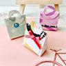 Stanzschablone Mini Schachtel Hochzeit Einladung Foto Album Karte DIY 64x95mm