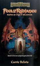 Pool of Radiance: The Ruins of Myth Drannor (Forgotten Realms)-ExLibrary