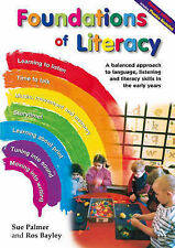 FOUNDATIONS OF LITERACY - A BALANCED APROACH TO LANGUAGE - SPIRAL BOUND