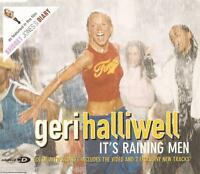 GERI HALLIWELL - It's Raining Men (UK 4 Tk Enh CD Single Pt 1)