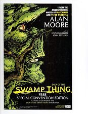 Saga Of The Swamp Thing 'Free' Special Convention Edition Alan Moore