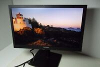 "Samsung S22A460B 21.5"" Monitor Full HD LED Backlit 1080p Wide VGA DVI LS22A450"