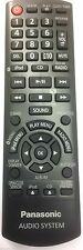 *NEW* Genuine Panasonic SC-HC55DB Stereo Remote Control Model No N2QAYB000643