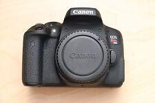 Canon EOS Rebel T6i 24.2 MP Digital SLR DSLR Camera - BODY ONLY - NEW