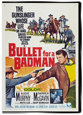 Bullet for a Badman 1964 DVD - Audie Murphy, Darren McGavin, Skip Homier