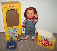 "Chucky 12"" Dream Rush Good Guy Doll RARE Childs Play Toy Figure medicom sideshow"