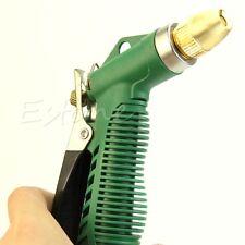 High Pressure Car Garden Washing Cleaner Spray Water Gun Nozzle Copper Head