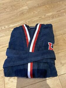 Brand New With Tags Mens Tommy Hilfiger Dressing Gown M