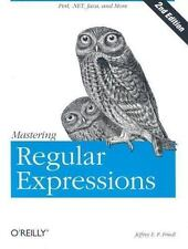 NEW - Mastering Regular Expressions, Second Edition