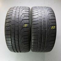 2x Pirelli Sottozero Winter 240 Serie II MO 255/35 R19 96V Winterreifen 5,5 mm