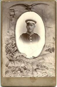 German Marines Soldier. Photo 16cm X 11cm. Rare++++;