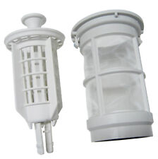 Complete 2 Piece Central Drain Scrap Mesh Filter for ELECTROLUX Dishwasher