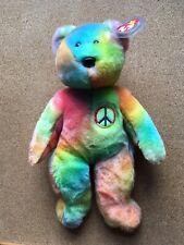 "Brand New Ty Beanie Buddy  ""Peace"" , 1999, retired"