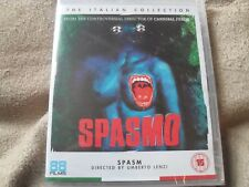 Spasmo (1974) Umberto Lenzi Giallo 88 Films Region B (READ!) BRAND NEW Blu-ray