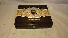 MY FATHER CIGARS LA GRAN OFERTA TORO  WOOD CIGAR BOX