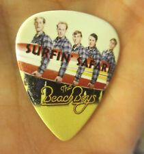 Beach Boys Collectors Guitar Pick 'Surfin Safari' Classic Fm Hit Surf Rock Band