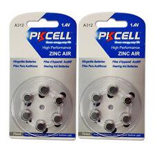 12 x Zinc Air Hearing Aid Battery 312 A312 PR41 7002ZD 312A B347PA AC312 ME7Z