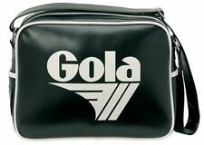 MENS GOLA CLASSICS RETRO FASHION REDFORD BAG STYLE 901 - BLACK / WHITE