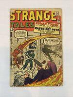 Strange Tales #104 🔥 1st Paste Pot Pete! Marvel Comics 1963! Stan Lee!