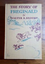 The Story of Freginald, Walter R. Brooks,1936, 1st edition, Ilustrated