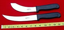 "8""  Butcher Breaking Knife and 6"" Skinning Knife Combo FAST 4 DAY SHIPPING"